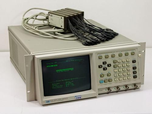 HP Digital Signal Generator with 5 15464 TTL POD (8175A)