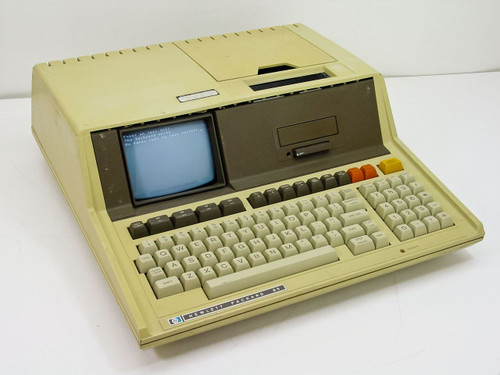 Hewlett Packard Vintage 85 Microcomputer Introduced in 1979 As-Is (HP85A)