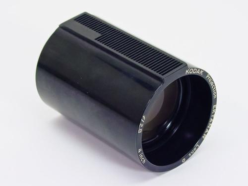 """Kodak Projection Ektanar Carousel Lens (4"""" F/2.8)"""