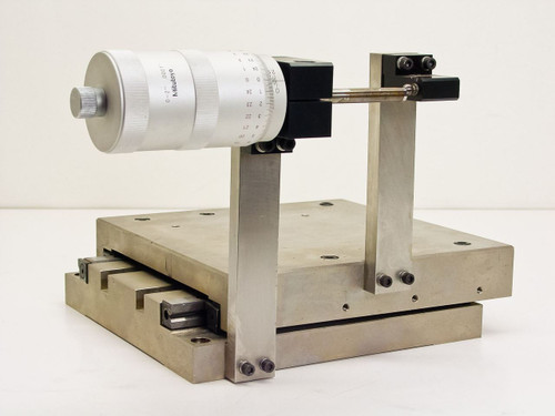 """Mitutoyo X-Linear Stage (152-388A / 0-2"""" .0001"""")"""