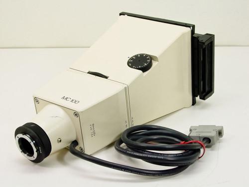 Polaroid Electronic Shutter Assembly w/ Film Holder (MC100)