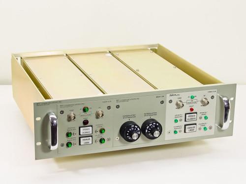 "WV Communications Plugin Module Chassis w/ plugins (19"")"