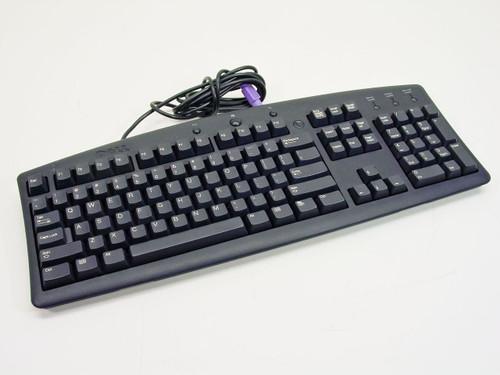Dell Black Multimedia Keyboard - PS/2 (09C487)