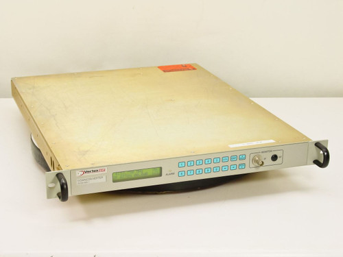 Vertex RSI 4.37 - 5.25 GHz C Band Downconverter DCS3-002-1-243