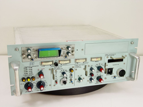 Microdyne Corporation Telemetry Receiver w/ 4 Modules (1100-AR)