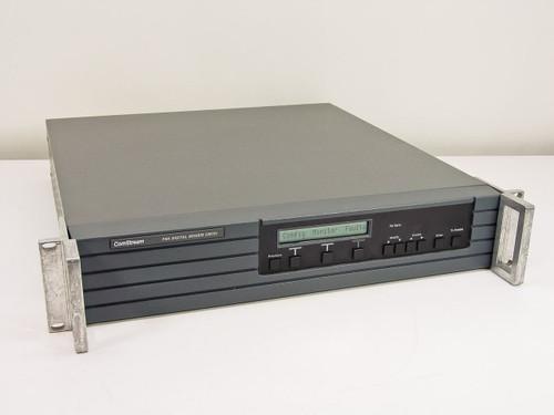 ComStream CM701 PSK Digital Satellite Modem, M&C, 70 MHz Modulator Demodulator