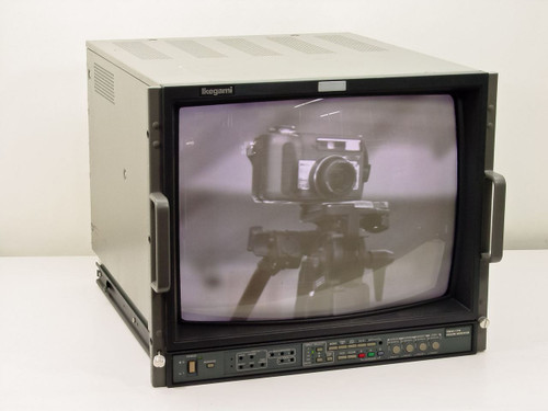 "Ikegami TM20-17RA 20"" Color Video Broadcast CRT Monitor BNC Comp + RGB - AS IS"