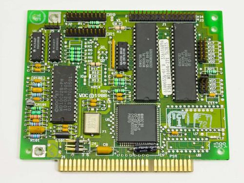 Western Digital 8-Bit Controller Card - 61000336-01 (WD1004-27X)