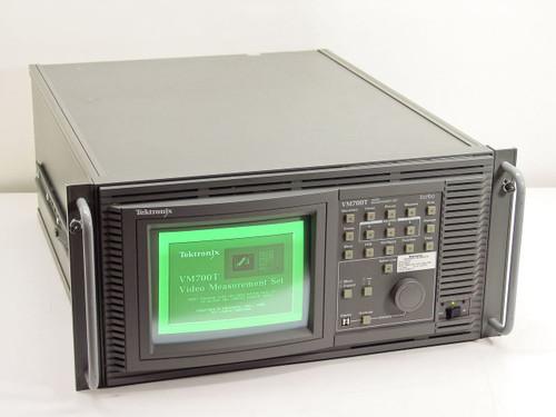 Tektronix VM700T Video Measurement Set 1-11-1S-41 Options
