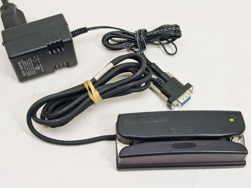 ID Tech WCR3227-600 Omni Heavy Duty Slot Reader w/AC Adapter