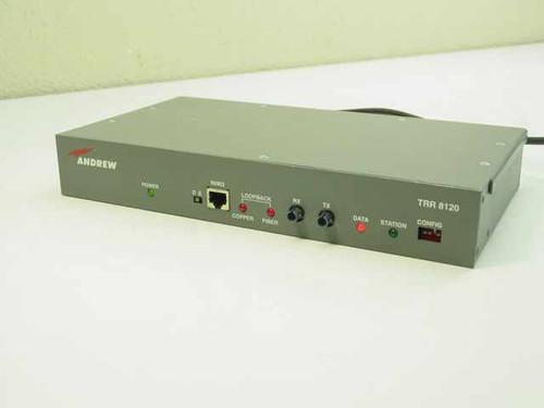 Andrew TRR 8120 RJ Series Modem 301-0345-01