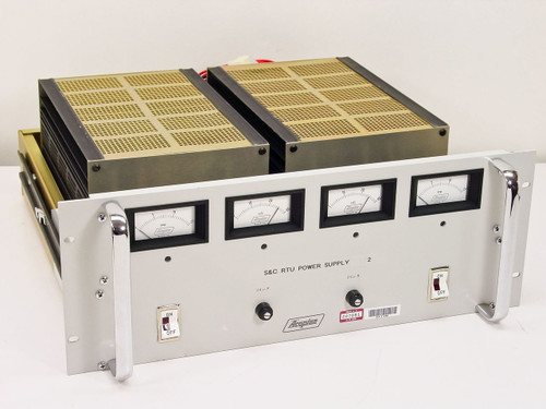Acopian Dual 24 Volt 11 Amp Redundant Rackmount Power Supply R24H11AHS