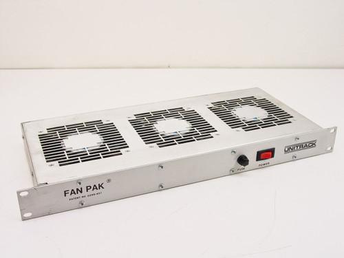 """Unitrack 3120 Fan Pak Cooling Fan Unit for 19"""" Rackmount"""