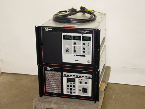 Varian 700W C-Band & TWTA Power Supply Matched Set (VZC-6965F7 w/ 01008290-00)