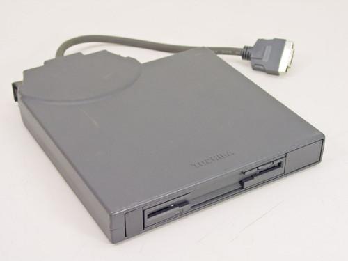 Toshiba 1.44 MB External Floppy Drive (PA2611U)