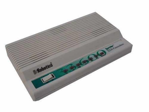 US Robotics 33.6K External Sportster Fax Modem (00083903)
