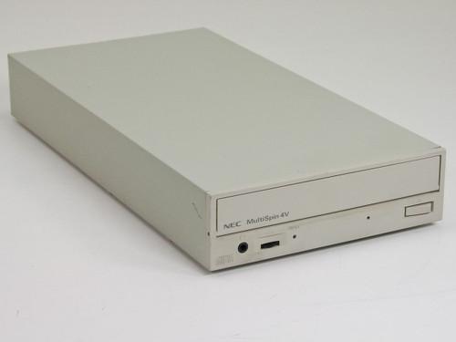 NEC 4x External CD-ROM Drive (CDR-222)