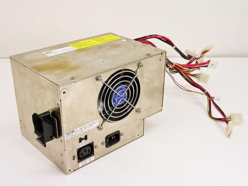 Teapo Electric Corp  302 Watt AT Style Power Supply  TP-447B