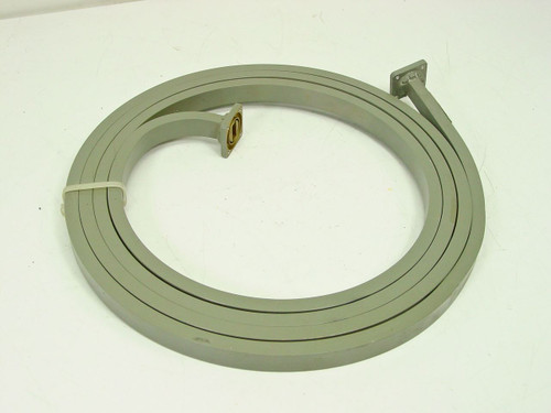 Micro~Coax Wave Guide Ku band 12.4 to 18.0GHz 10' Delay Line 996 / WR62