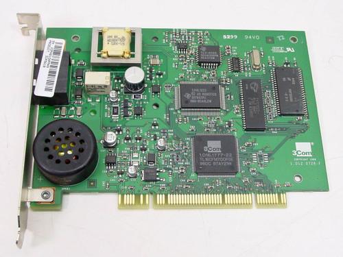 US ROBOTICS  56K INTERNAL FAX/MODEM V90 PCI. - Model 0726 3COM 3CP5610