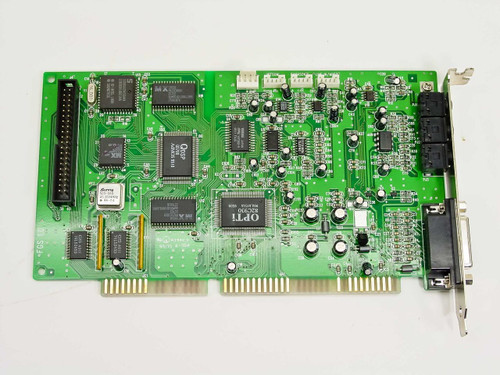 Opti ISA Sound Card with Game Controller Port (82C930)