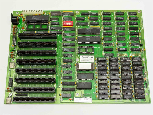 DTK Motherboard with Memory (Turbo 10-V01)