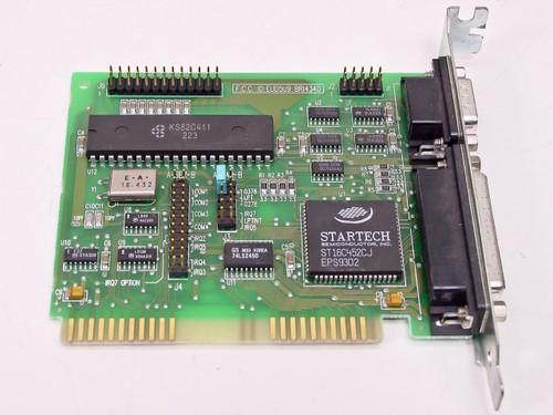 Star Tech I/O BOARD (ST16C452CJ)