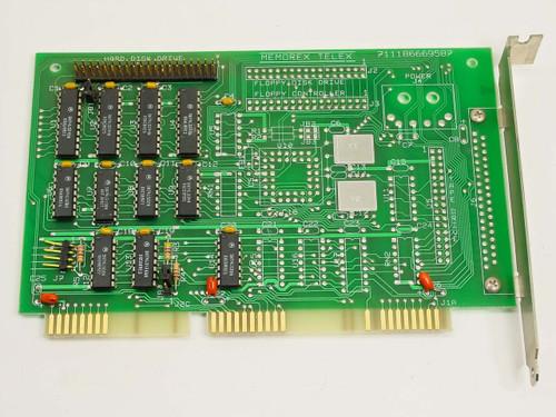 Memorex Telex  Hard Drive Controller ISA 711186669587