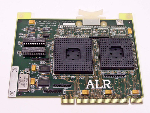 Advanced Logic Research 33MHz 8-486 CPU Module Expansion Card (12207491)