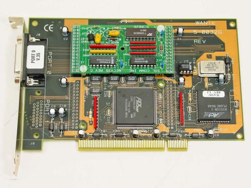 SDL Communications  Wanic PCI Adapter  5 - 0032G