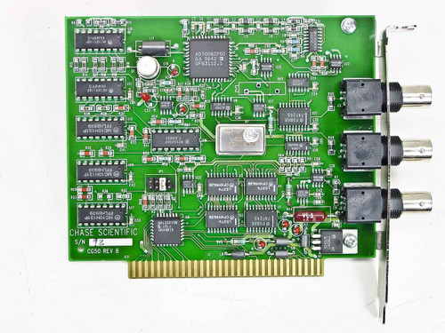 Chase Scientific 50MHz 8-Bit ISA Frequency Synthesizer CG50