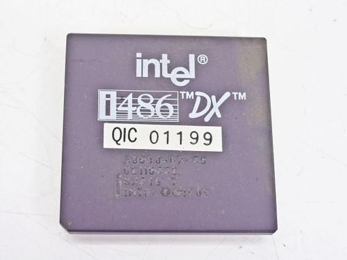 Intel 486DX- 50Mhz Processor  SX546