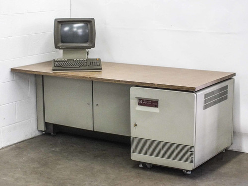 Hewlett Packard 3000 Series 58 Business Mainframe Computer System - 32558A