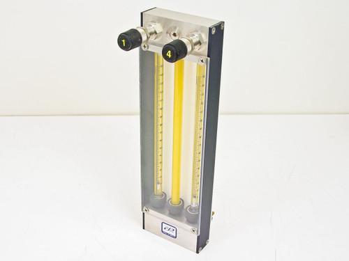 Cole Parmer 0 - 150 PSIG Pressure Gauge Max Pressure 200 PSIG N062-01 / N092-04
