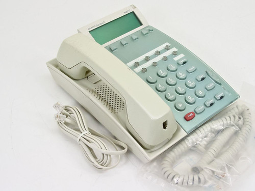 NEC 8 Button Display Speakerphone 590020 (DTP-8D-1)