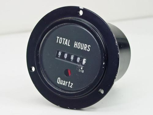 Taltronics Corp. Quartz Hour Gauge 899300