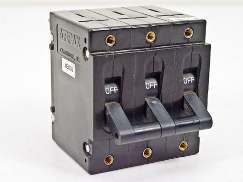 Airpax Circuit Breaker Triple Throw (3 Phase)