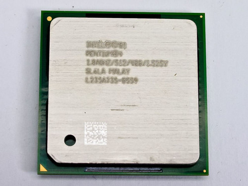 Intel Pentium 4 1.8Ghz/512K Processor (SL6LA)