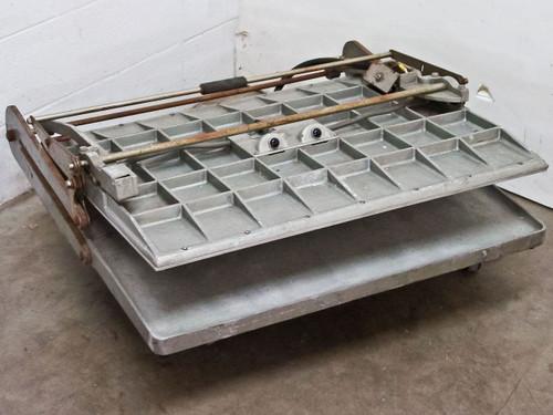 Seal Inc. Dry Mounting and Laminating Press - 2000 Watt 26x32 Needs some TLC