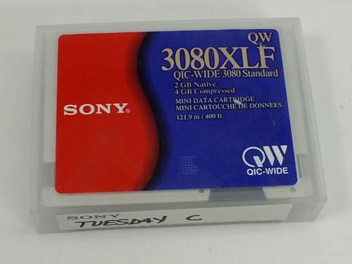 Sony 2 GB QIC-Wide Data Cartridge (QW 3080XLF)