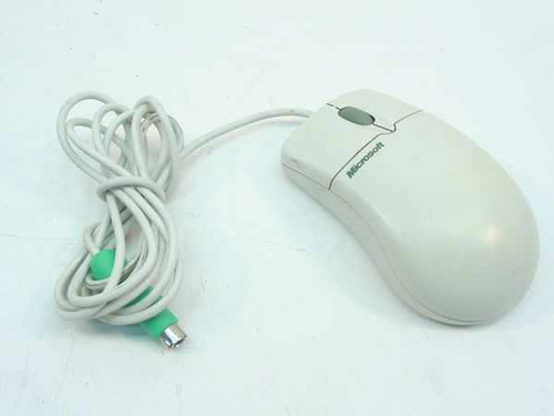 Microsoft Mouse PS/2 Scroll Wheel 63618 (X04-72167)