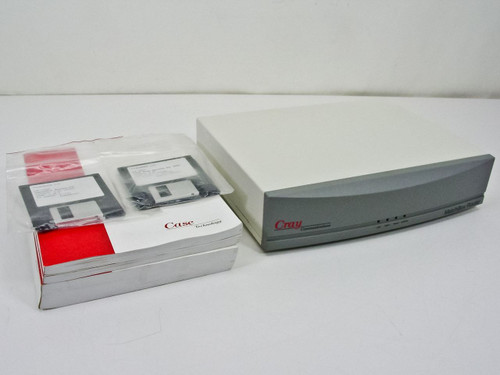 Cray Communications Matchbox Writer w/ Configuration & Management Guid MR-1010