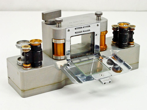 Richardson Camera 35-8BH-8RT 35mm Animation Film Projector Movement