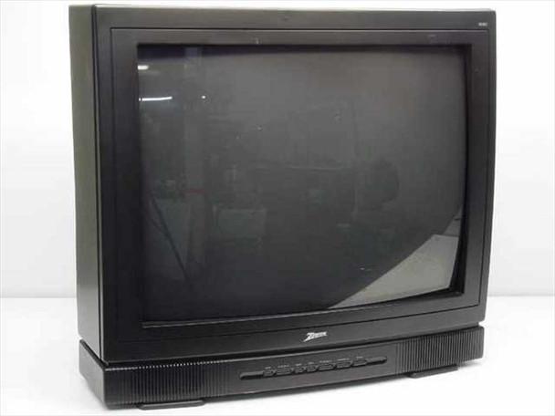 Zenith Sy2751y 27 U0026quot  Color Tv