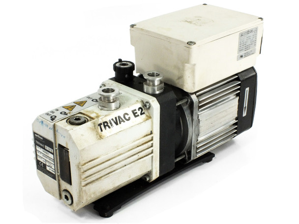 Oerlikon Leybold Trivac Vacuum Pump D2  5E 140001