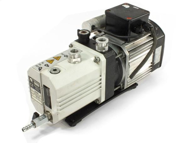 Oerlikon Leybold Trivac d2 5e Dual Stage Rotary Vane Vacuum Pump Prod No 140000