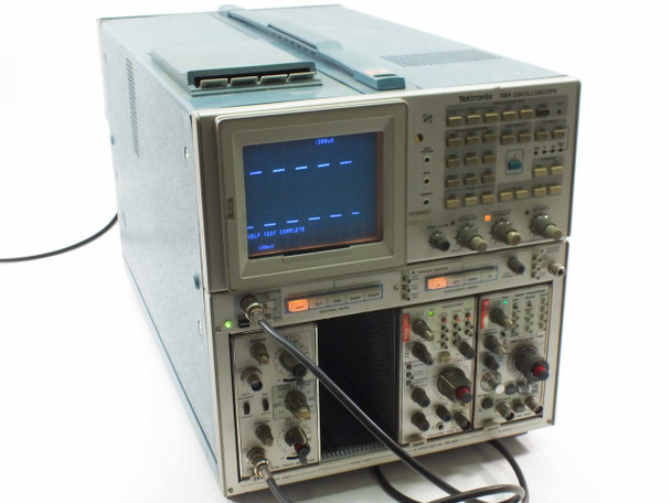 Tektronix 7854 400MHz Oscilloscope with 7B85 7A26 7B92 - UNTESTED - As-Is