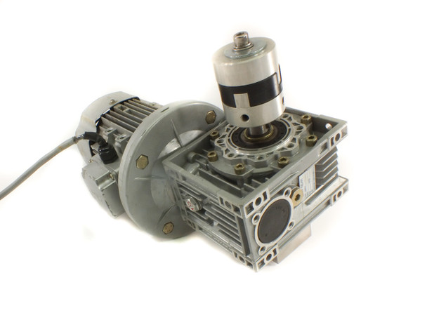 W Gear NMRV W-Gear type Indexing Drive with Hons Motor YS-802-4