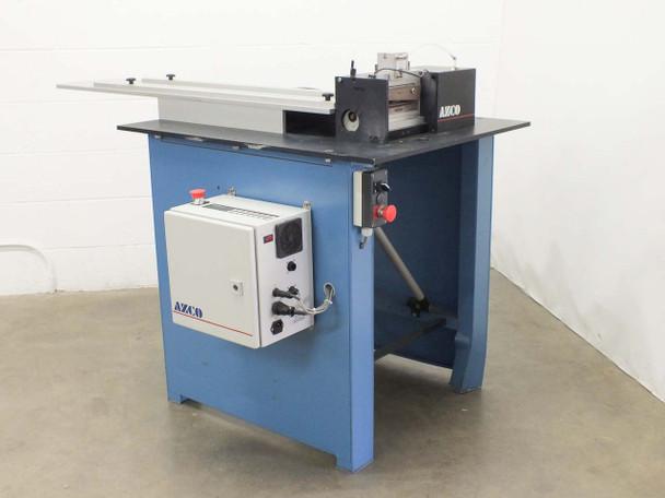 AZCO FG160/SP Sur-size Automatic Guillotine Cutter