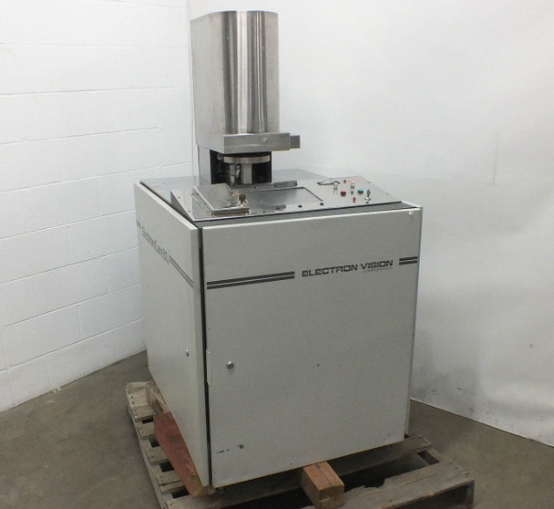 Electron Vision ElectronCure 30X E-Beam Photoresist Wafer Curing System